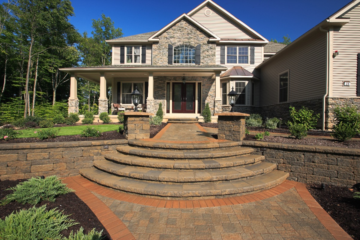 New Home Landscaping in New Jersey